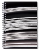 Paper Pages Spiral Notebook