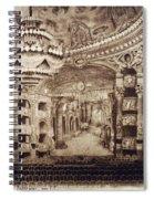 Paris Opera House Spiral Notebook