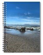 Patrick's Point Landscape Spiral Notebook
