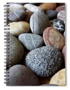 Pebbles Spiral Notebook