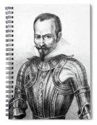 Pedro De Alvarado (1495?-1541) Spiral Notebook