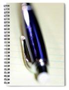 Pen Spiral Notebook