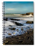Penmon Lighthouse Spiral Notebook