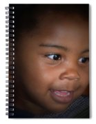 Penny For A Child's Thoughts Spiral Notebook