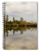 Perfect Lake Spiral Notebook