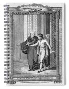 Perkin Warbeck (c1474-1499) Spiral Notebook