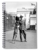 Photographer, C1915 Spiral Notebook