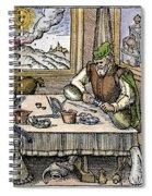 Physician, 1576 Spiral Notebook