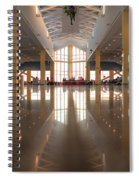 Piarco Airport Trinidad Spiral Notebook