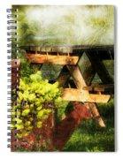 Picnic Daydream Spiral Notebook