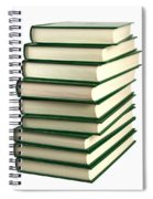 Pile Of Books Spiral Notebook