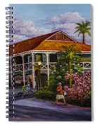 Pioneer Inn Lahaina Spiral Notebook