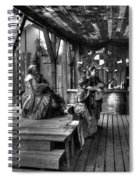 Pirates Of The Caribbean V8 Spiral Notebook