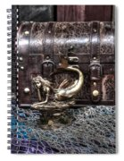 Pirates Of The Caribbean V7 Spiral Notebook