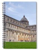 Pisa Spiral Notebook