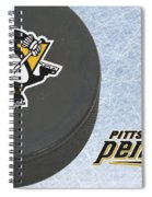 Pittsburgh Penguins Spiral Notebook