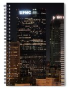 Pittsburgh Up Close Spiral Notebook
