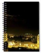 Plaza De Armas Cuzco Peru Spiral Notebook