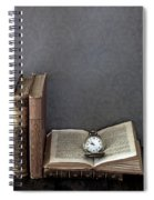 Pocket Watch Spiral Notebook