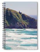 Point Sur Lighthouse Spiral Notebook