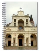 Polirone Abbey Spiral Notebook