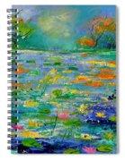 Pond 454190 Spiral Notebook