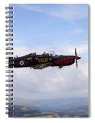 Poppy Tucano  Spiral Notebook
