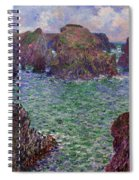 Port-goulphar Spiral Notebook