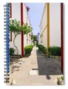 Port In Mogan Spiral Notebook