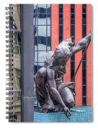 Portlandia Spiral Notebook
