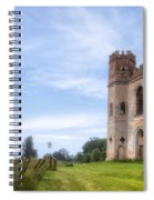 Powderham Castle Spiral Notebook