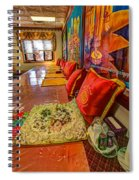 Prayer Mats Spiral Notebook