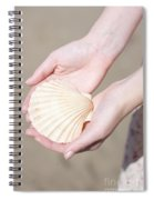 Precious Gifts From Nature Spiral Notebook
