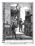Presidential Election, 1864 Spiral Notebook