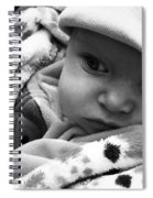 Presious Baby Spiral Notebook
