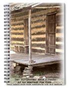Psalm 119 111 Spiral Notebook