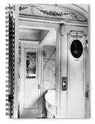 Pullman Car Loretto Spiral Notebook