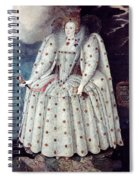 Queen Elizabeth I (1533-1603) Spiral Notebook