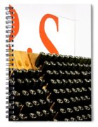 R Stuart Wine 21126 Spiral Notebook