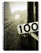 Railway  Spiral Notebook