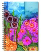 Rain Is Coming Spiral Notebook