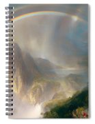 Rainy Season In The Tropics Spiral Notebook