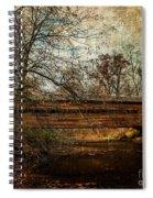 Rapps Dam Covered Bridge Spiral Notebook