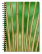Rattan - Homely Spiral Notebook