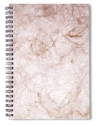 Recycled Paper Texture Spiral Notebook