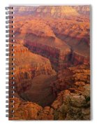 Grand Canyon From Kanab Point Spiral Notebook