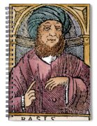 Rhazes (850-923) Spiral Notebook
