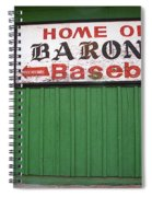Rickwood Field Spiral Notebook