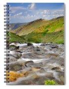 River San Juan  Spiral Notebook