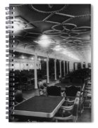 Rms Olympic, C1911 Spiral Notebook